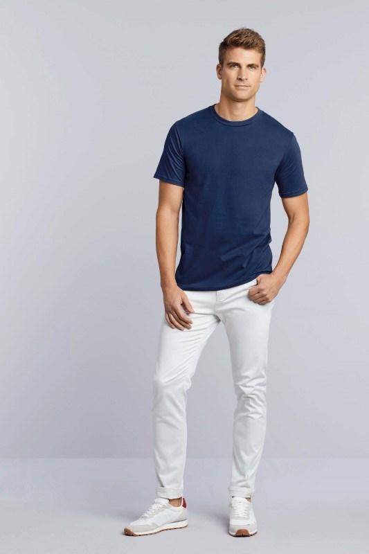 Premium Cotton? Ring Spun Euro Fit Adult T-shirt