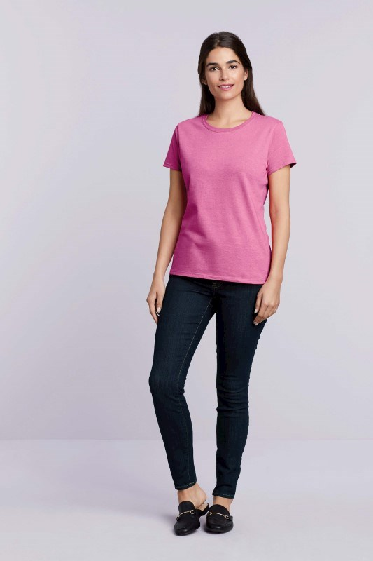 Heavy Cotton?Semi-fitted Ladies' T-shirt