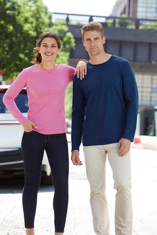 Ladies' Softstyle? Long-Sleeved T-shirt