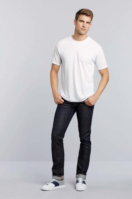 Classic Fit Sublimation Adult T-shirt