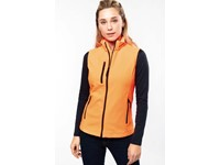 Dames softshell bodywarmer