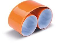 Reflecterende Snap / Slap Armband