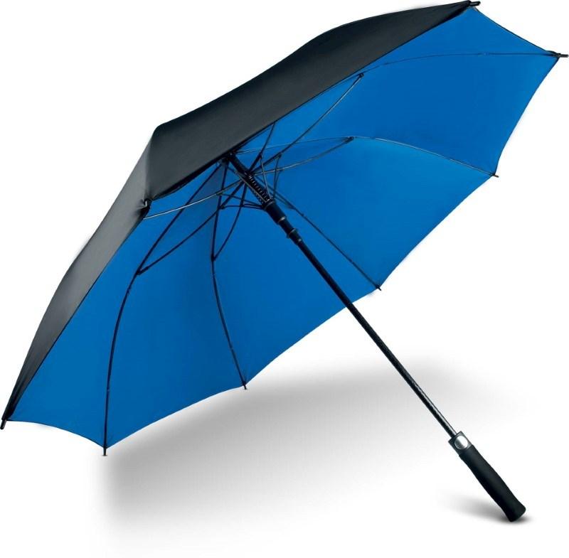 Tweekleurige Paraplu Dubbeldoek
