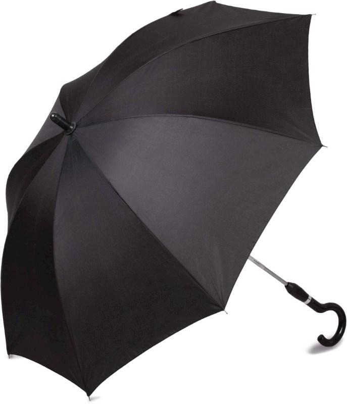 Paraplu met schuifstok