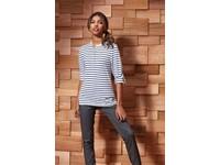 Long John - Women's roll sleeve T-shirt