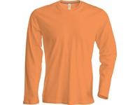 T-shirt ronde hals lange mouwen