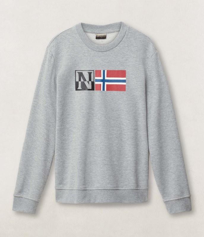 Ronde hals sweater BENOOS