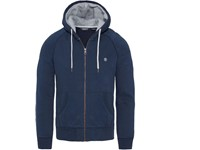 FULL ZIP HOODED SWEATSHIRT EXETER RIVER