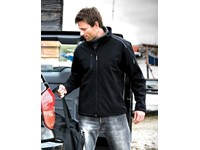 Ripstop Softshell Workwear Jacket with Cordura?