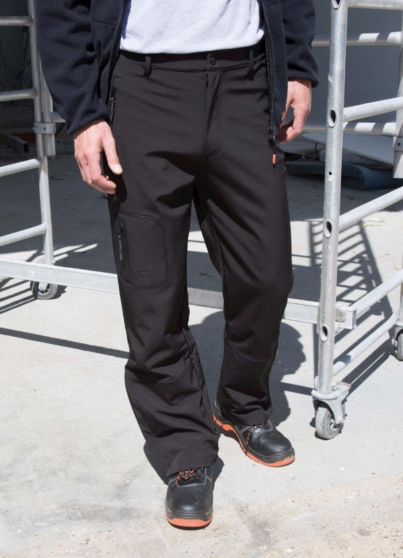 Tech Performance Softshell Trousers