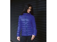 Womens Snow Bird Hooded Jacket