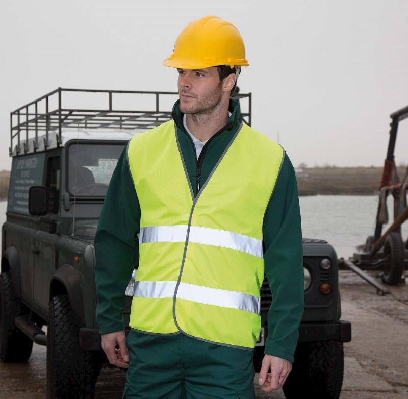 Hi-viz Motorist Safety Vest