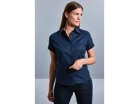 Ladies' Short Sleeve Classic Twill Shirt