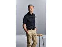 Men's Ss Pure Cotton Easy Care Poplin Shirt