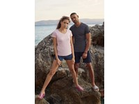 Lady-fit Valueweight V-neck T (61-398-0)