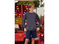 Kids Valueweight Long Sleeve T (61-007-0)