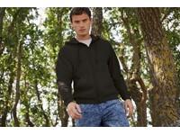 Classic Hooded Sweat Jacket (62-062-0)