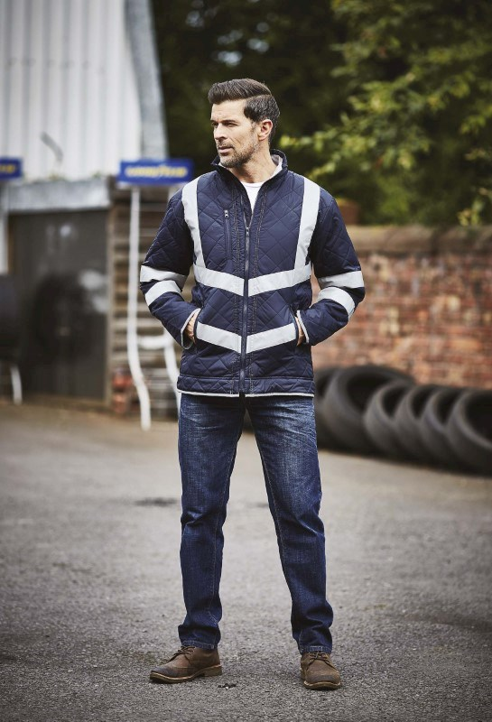 Kensington - Hi-Vis jacket
