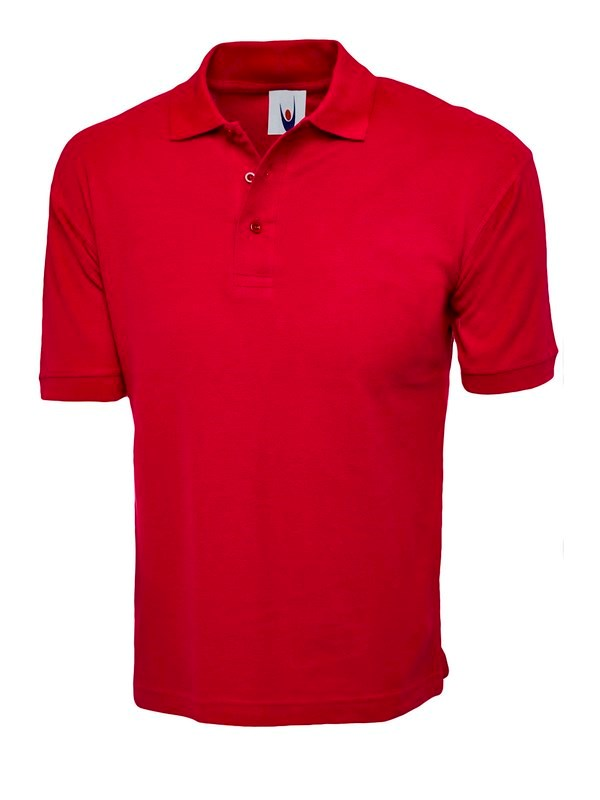 Uneek Cotton Rich Poloshirt UC112