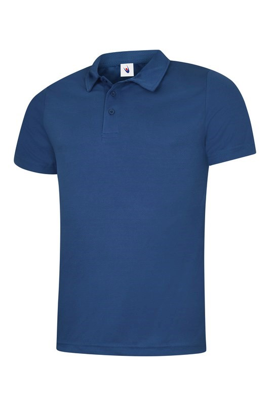 Uneek Mens Ultra Cool Poloshirt UC125