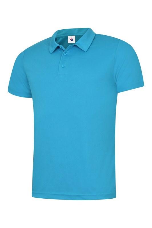 Uneek Mens Ultra Cool Poloshirt UC125