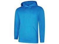 Uneek Deluxe Hooded Sweatshirt UC509