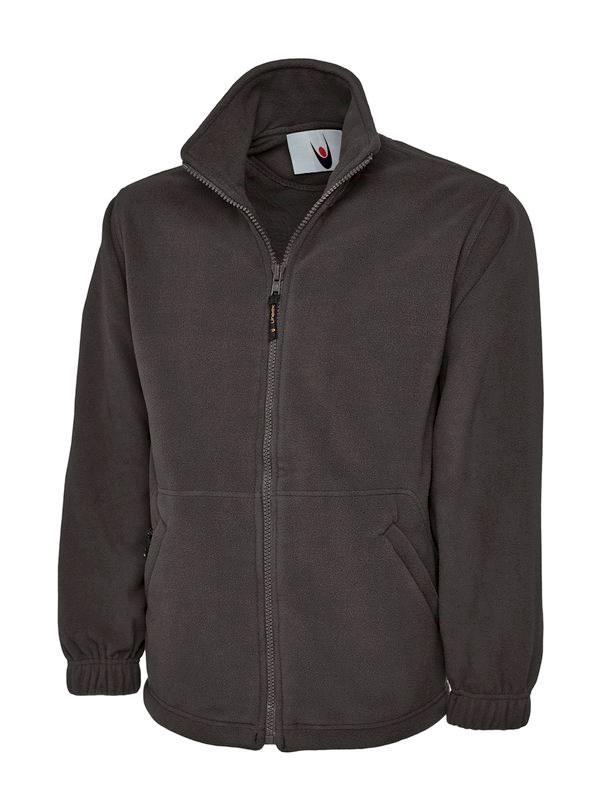 Uneek Premium Full Zip Micro Fleece Jacket UC601