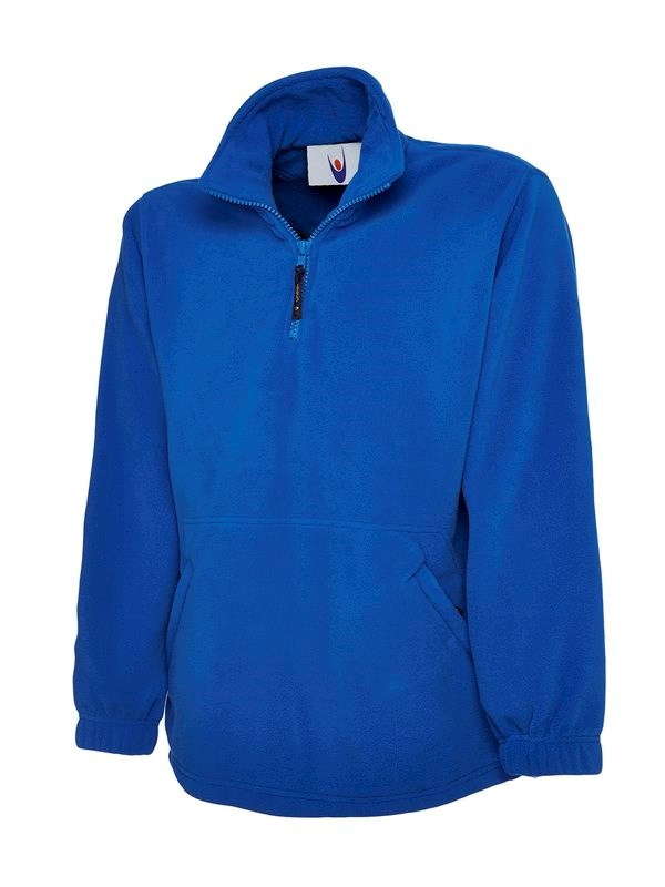 Uneek Premium 1/4 Zip Micro Fleece Jacket UC602