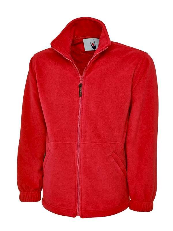 Uneek Classic Full Zip Micro Fleece Jacket UC604