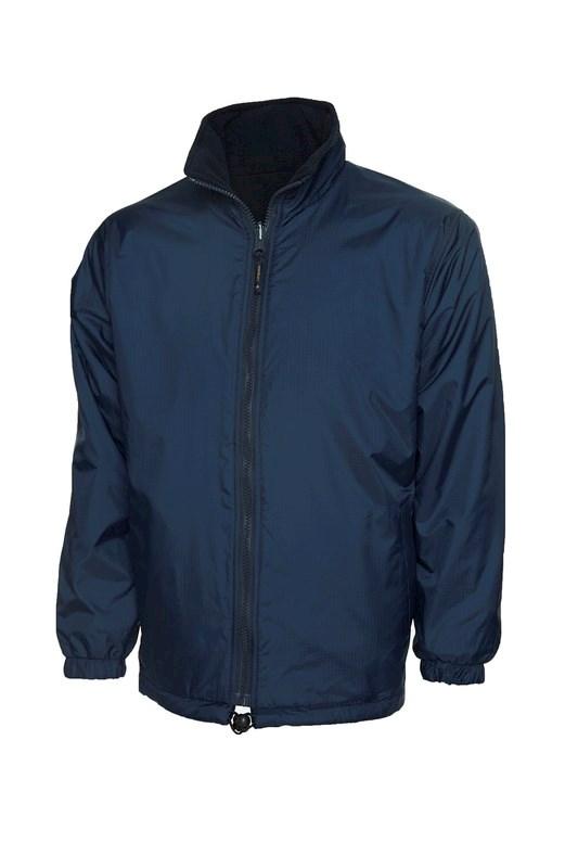 Uneek Premium Reversible Fleece Jacket UC605