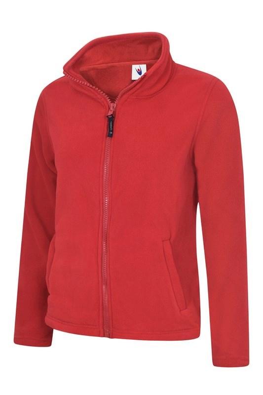 Uneek Ladies Classic Full Zip Fleece Jacket UC608