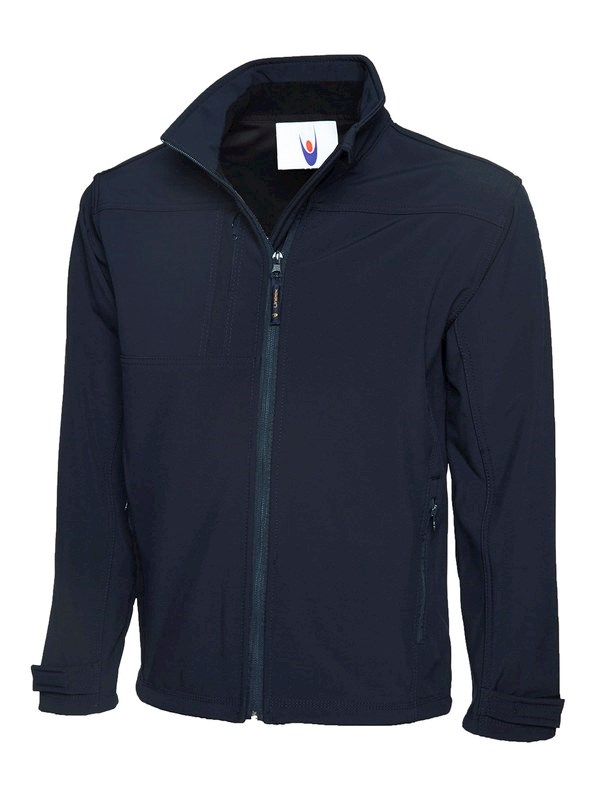 Uneek Premium Full Zip Soft Shell Jacket UC611