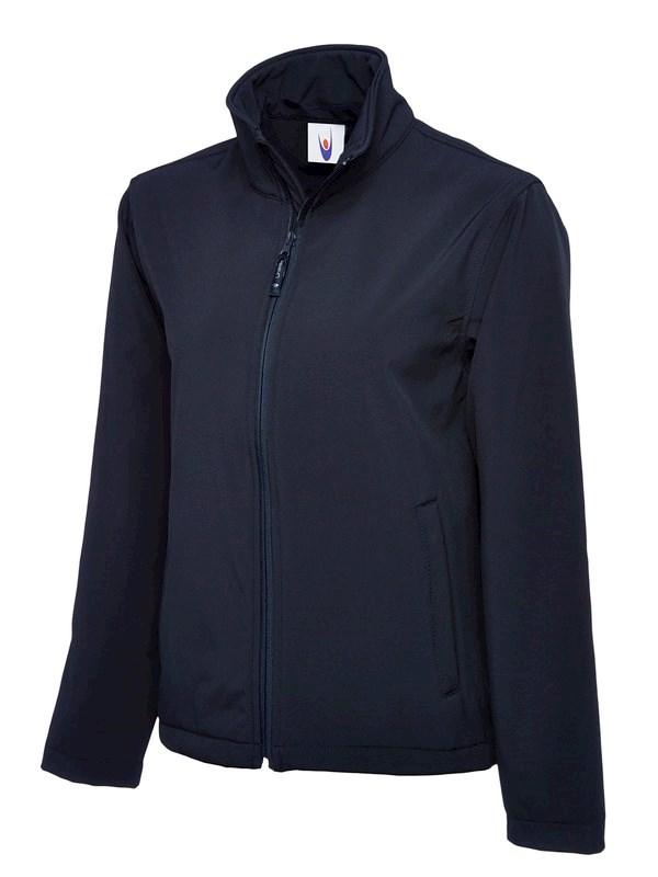 Uneek Classic Full Zip Soft Shell Jacket UC612