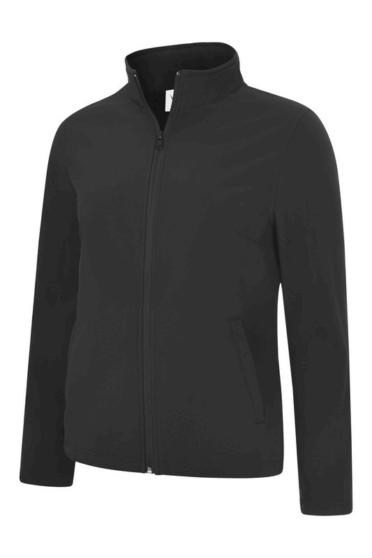 Uneek Ladies Classic Full Zip Soft Shell Jacket UC613