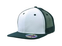 Premium American Twill met snap back pro styling