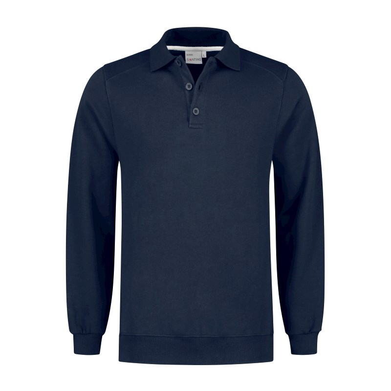 SANTINO Polosweater Ramon