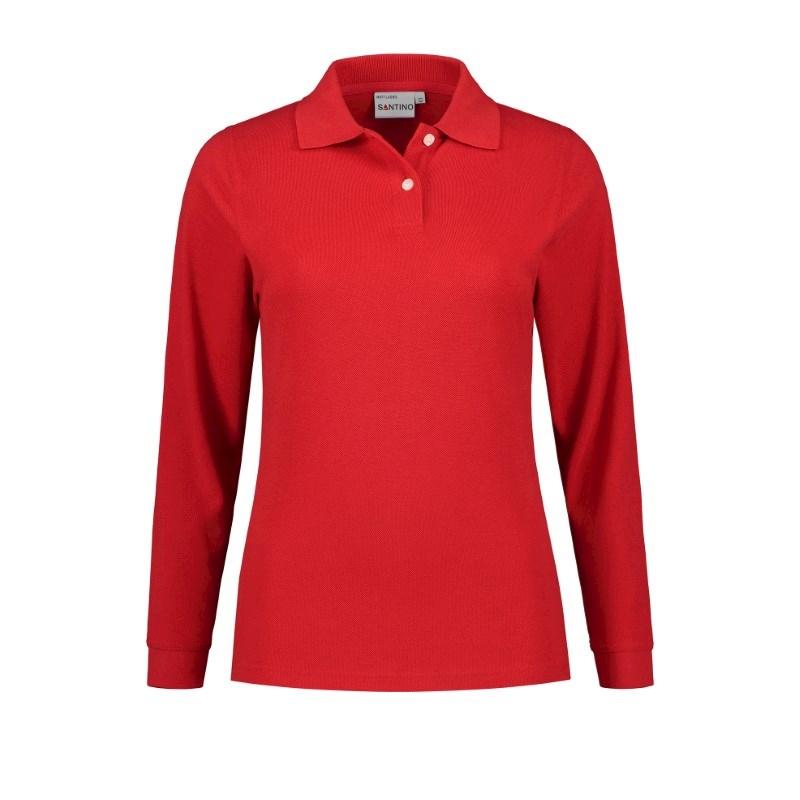 SANTINO Poloshirt Matt Ladies