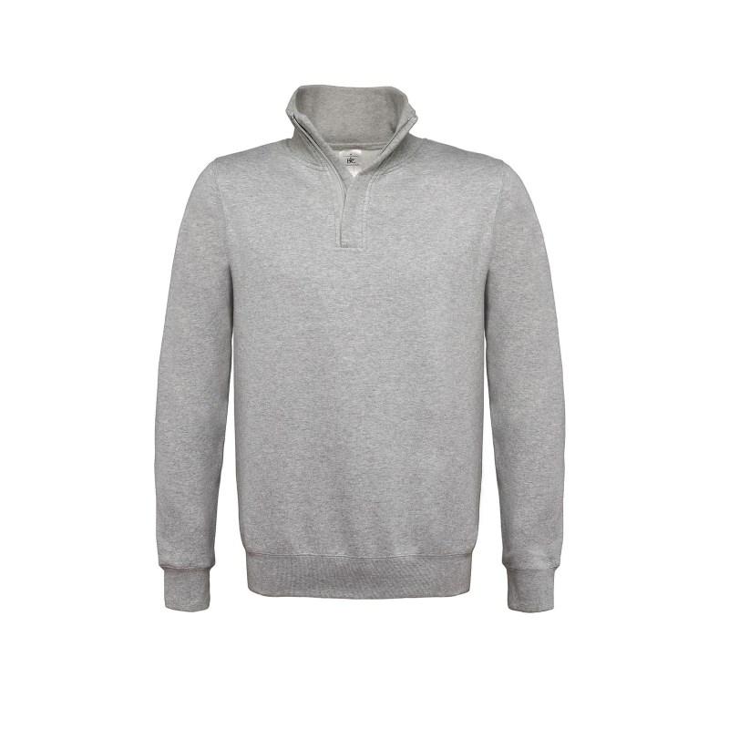 B&C ID.004 Zipsweater