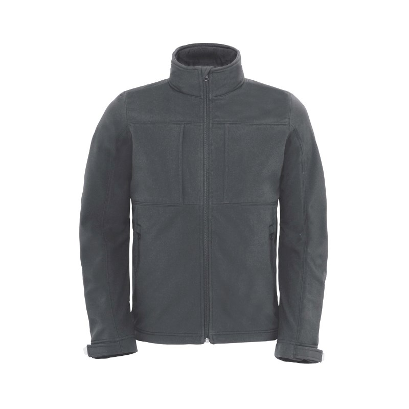 B&C Hooded Softshell men
