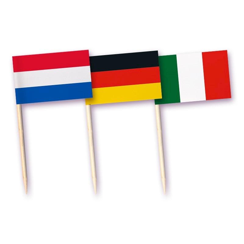 Partyprikkers diverse landen