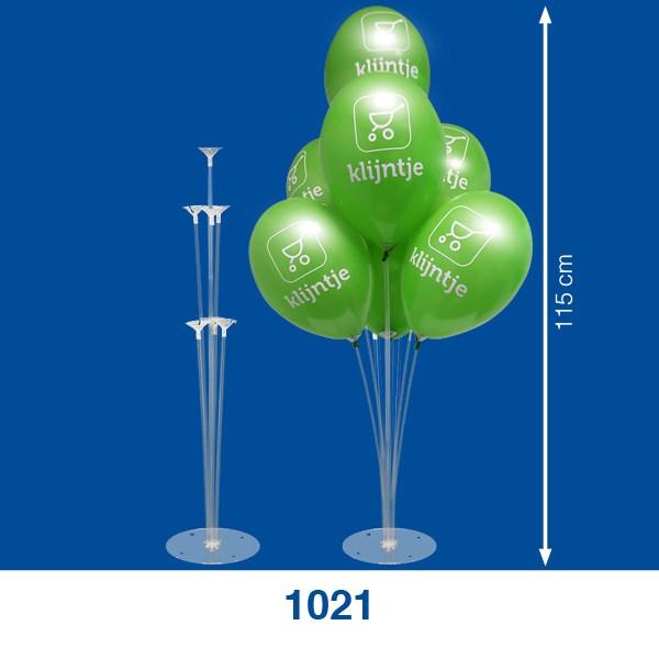 Tafeldisplay voor ballonnen