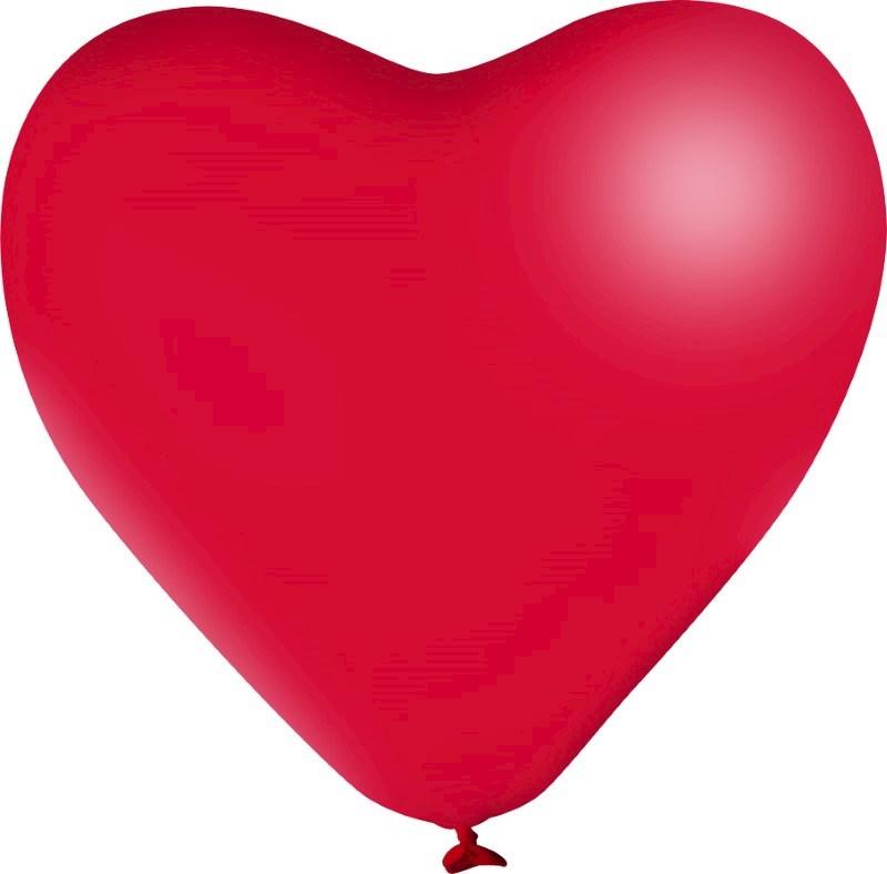 XL hartballon onbedrukt