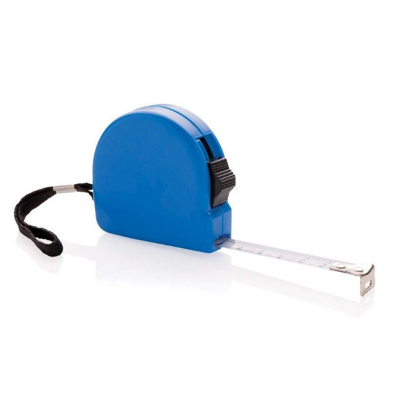 3m ABS rolmaat, blauw