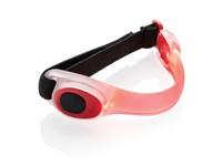Veiligheids LED armband, wit