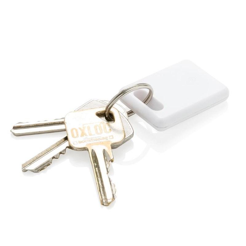 Vierkante keyfinder 2.0, wit