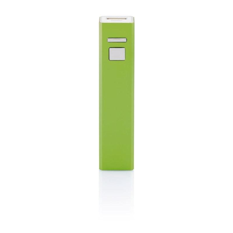 2.200 mAh powerbank, groen
