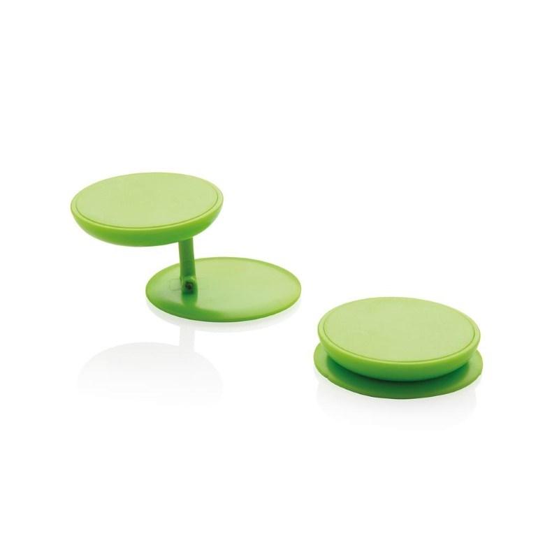 Stick 'n Hold telefoon standaard, groen