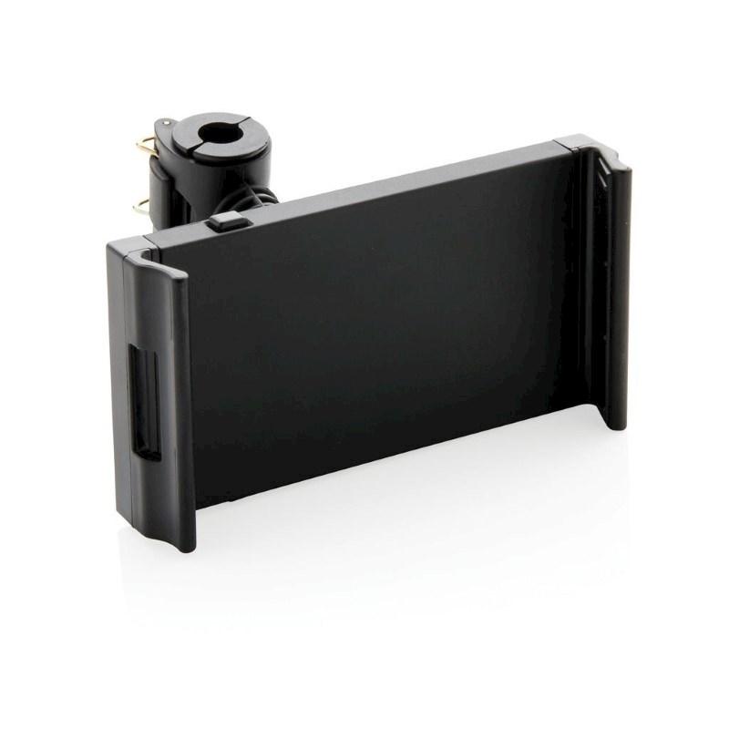 Auto tablethouder, zwart