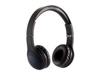 Opvouwbare draadloze hoofdtelefoon, zwart