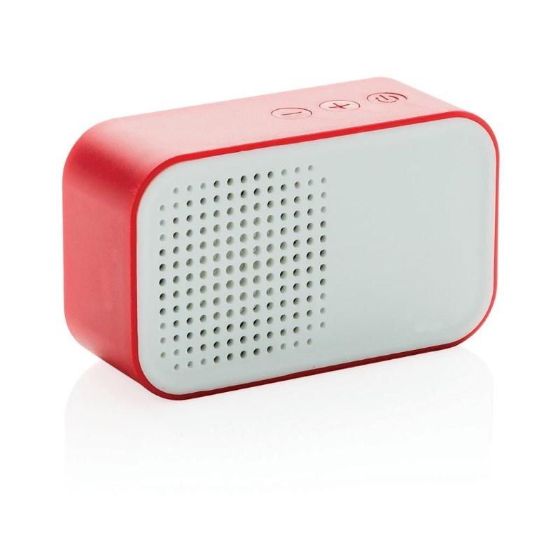 Melody draadloze speaker, rood